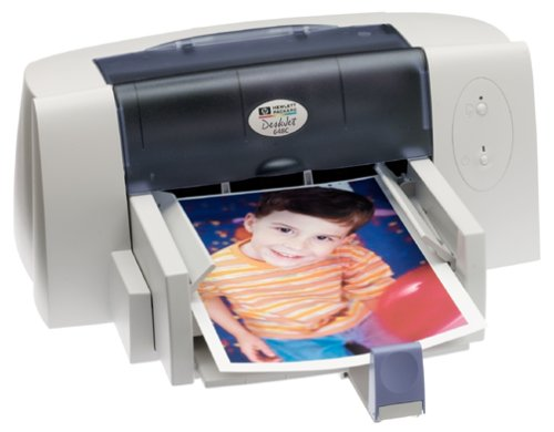 Hewlett Packard DeskJet 648c Printer (Hp Deskjet Printers Drivers)