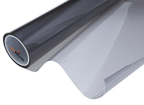 MotoShield Pro Nano Ceramic Tint Film 25% Tint Shade (20'' x100' Roll) BEATS 3M by MotoShield Pro