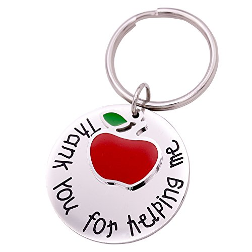 Melix Home Teacher Keyring Stainless product image