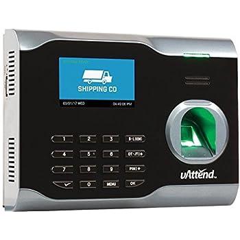 Amazon.com : Lathem FR650 Face Recognition Time Clock System (FR650 ...