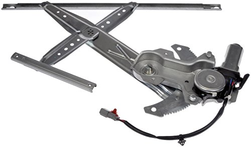Dorman 741-737 Front Driver Side Power Window Regulator and Motor Assembly for Select Honda Models