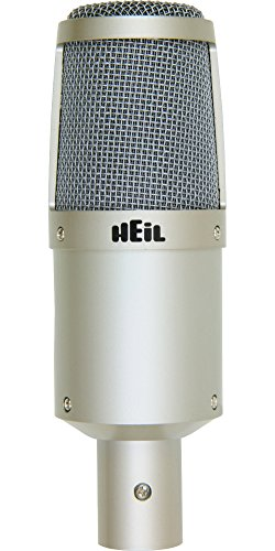 Wide Diaphragm (Heil Sound PR 30 Large Diaphragm Multipurpose Dynamic Microphone (Standard))