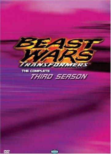 - Beast Wars Transformers - The Complete Third Season