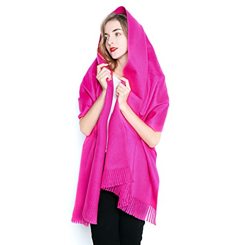 Hot Pink Cashmere - 4