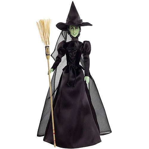Barbie Pink Label Wizard of Oz Wicked Witch of th -