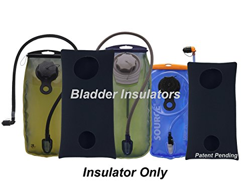 Hydration Insulator System (Bladder Insulators for Source WXP Hydration Pack Water Bladder Reservoirs)