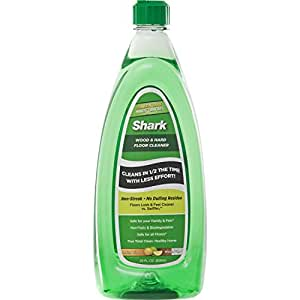 Amazon Com Shark Wood Amp Hard Floor Cleaner Concentrate 28