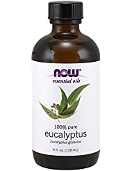 NOW  Eucalyptus Oil, 4-Ounces