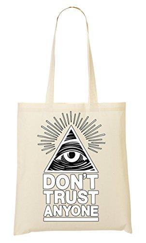Lettering Mano Non Bolso Di De Illuminati La Compra Bolsa Fidarsi Cospirazione Nessuno Font zqCwUqSY