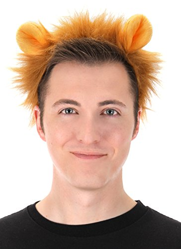 Lion Ears Headband and Tail Kit by -