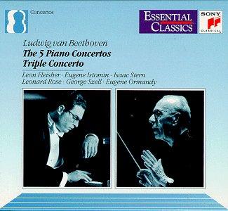 (Beethoven: Piano Concerti 1-5 / Triple Concerto (Essential Classics))