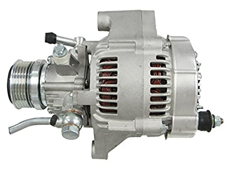NEW ALTERNATOR FITS 2004-2005 EUROPEAN MODEL HYUNDAI GETZ 8EL-738-211-
