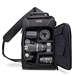 Image of the product USA Gear Camera Sling that is listed on the catalogue brand of USA Gear.