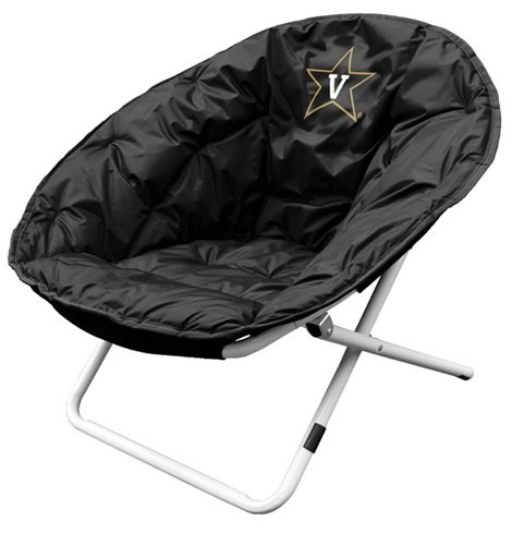 NCAA Collegiate Folding Sphere Chair