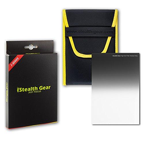 Stealth Gear SGWRGRGRSND4 Wide Range Pro Filter - Gradual Grey