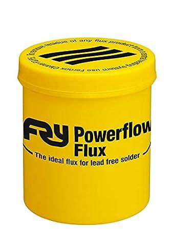 Powerflow Flux Self Cleaning Plumbing Soldering Flux Paste//Ideal Flux 350 Gram