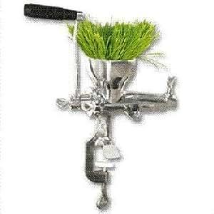 WS Manual Wheat Grass Juicer