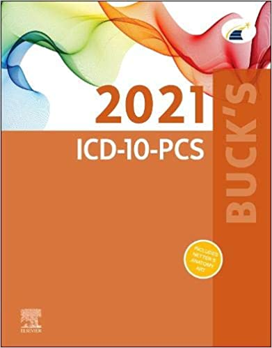 Buck's 2021 ICD-10-PCS - E-Book - Original PDF