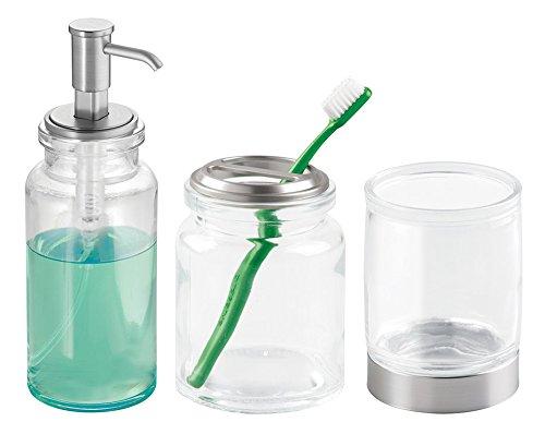 MetroDecor Glass Soap Dispenser Pump