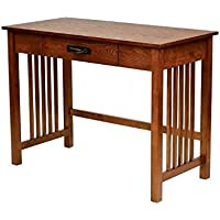 Office Desk Writing Computer For Small Spaces With Hutch Antique Drawer Laptop Home