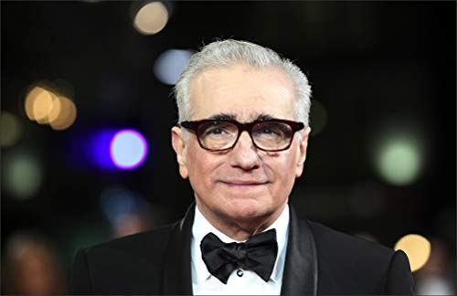 Innerwallz Martin Scorsese Glasses Wall Art, Pop Art, Poster, Art Prints | Rare ()