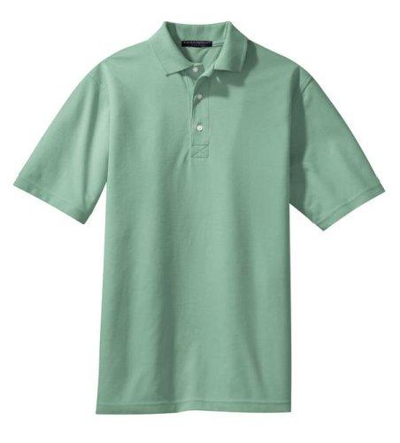 Port Authority Signature - Rapid Dry Polo Sport Shirt. K455 - Small - Seafoam