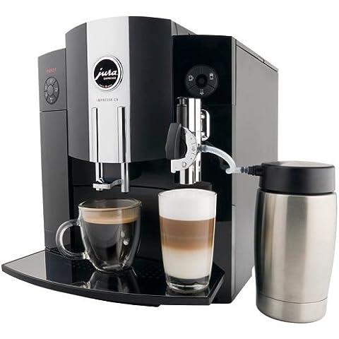 Jura IMPRESSA C9 Automatic Coffee Machine, Black by JURA - Jura Capresso Thermal Milk Container