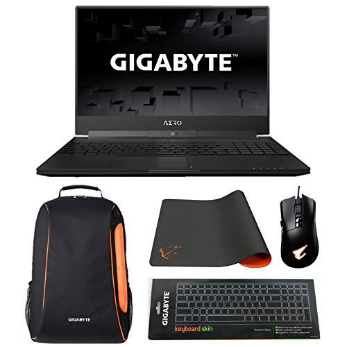 Gigabyte Aero 15X v8-BK4 (i7-8750H, 16GB RAM, 512GB NVMe SSD, NVIDIA GTX 1070 8GB, 15.6