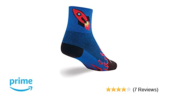 Sporty and Stylish Small//Medium Monkey See 3D SockGuy 3 Inches Classic Sock