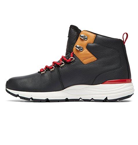 couleurs Shoes LxBottes À Black black Homme Adyb700020 Multi brown Dc Pour Muirland Lacets dEQBWCoerx