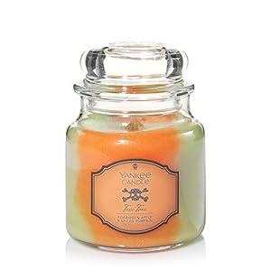 Amazon.com: Yankee Candle Toxic Tonic Swirl Candle Swirl Candle ...