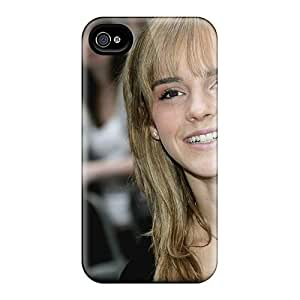 Ideal AbbyRoseBabiak Cases Covers For Iphone 5/5s(emma Watson Hd Smile Wide Screen), Protective Stylish Cases