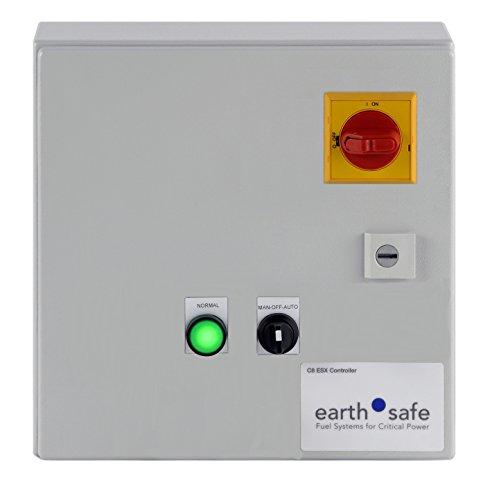 Earthsafe C2S.431 Simplex Fuel Pump Control, 460 VAC, 3PH...