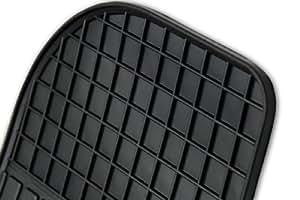 ALFOMBRAS ALFOMBRILLAS DE GOMA PREMIUM compatibles con MITSUBISHI L200 [modelos a partir de 2005]