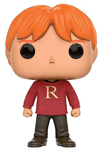 Funko POP Harry Potter: Ron Weasley Sweater Hot Topic Exclusive #28