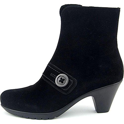 Black Button US M Dorthea Winter 6 Ankle La Boots Canadienne zYwEnq1