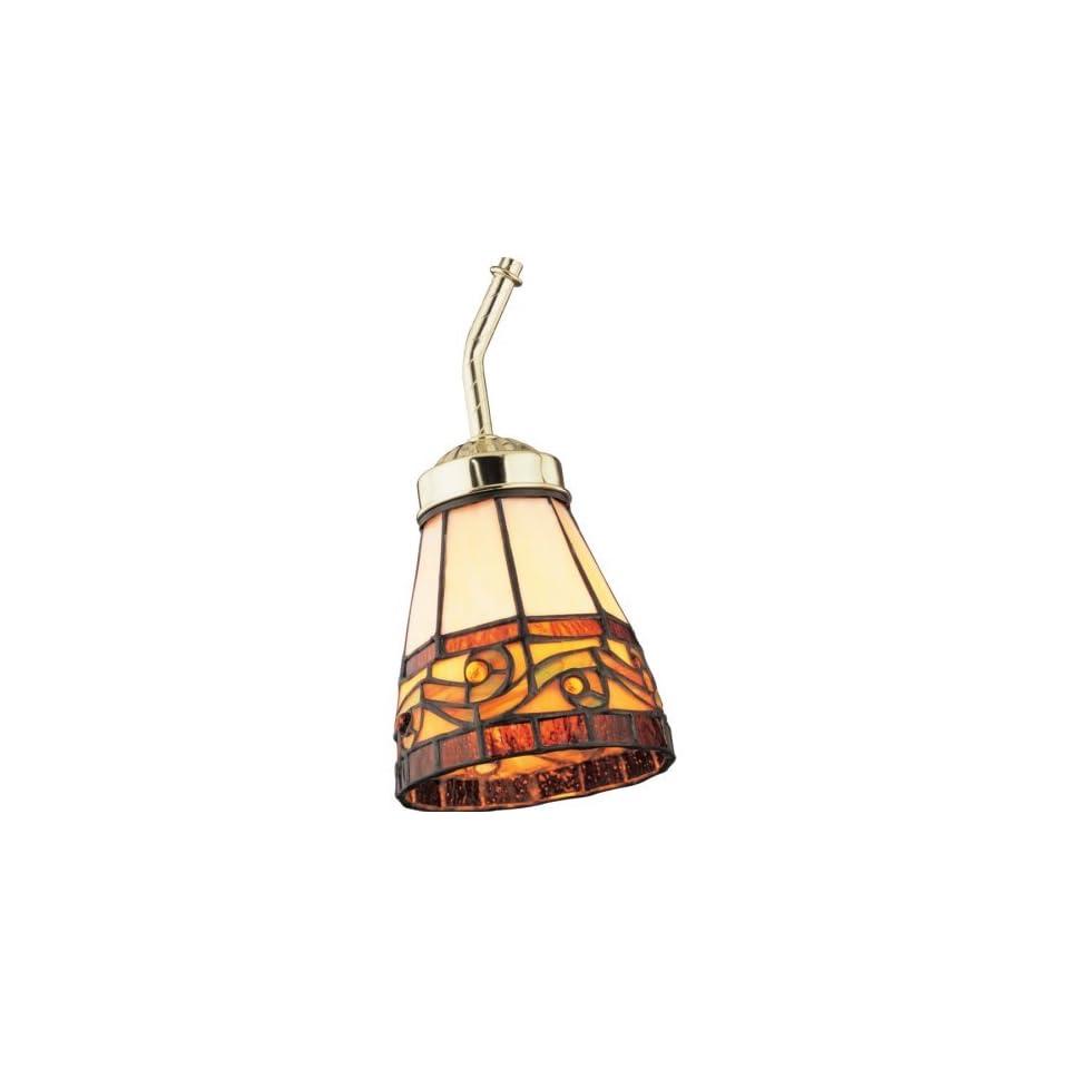 Sea Gull Lighting 1626 605 Ceiling Fan Glass Shade, Multicolor