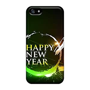 High Quality Shock Absorbing Cases For Iphone 5/5s-new Year Blast