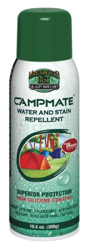 Price comparison product image Moneysworth & Best Campmate Silicone Water & Stain Repellent 10.5 Ounces