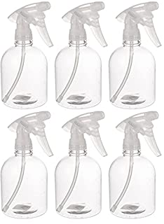 Bar5F Empty Clear Spray Bottle, 16 oz, Pack of 6 (B01GERSWLQ)   Amazon price tracker / tracking, Amazon price history charts, Amazon price watches, Amazon price drop alerts