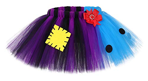 MOCUER Nightmare Before Christmas Tutu Skirt for Girls