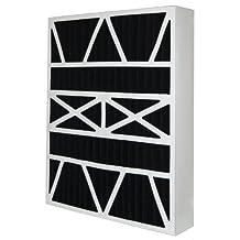 21x26x5 (20.1x25.7x5) Carbon Odor Block Trane Replacement Filter