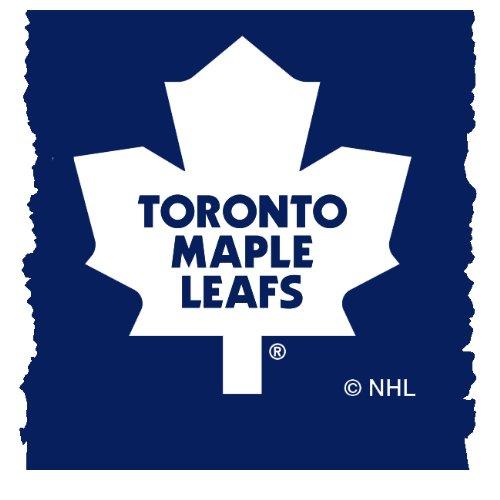 Duck Brand 282105 Toronto Maple Leafs NHL Team Logo Duct