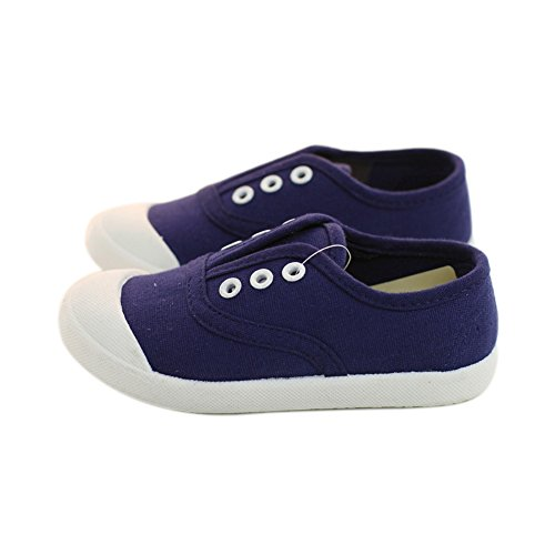 Uphome Fashion Toddler Canvas Sneaker