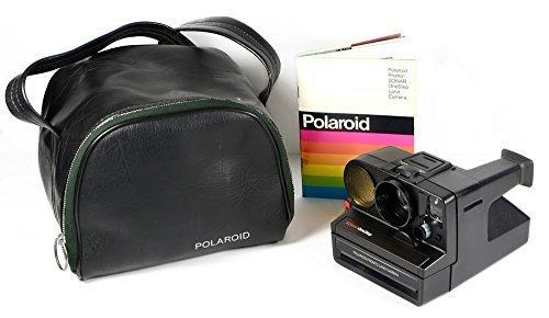 Polaroid Pronto Sonar OneStep Instant Film Land Camera in Bag and Manual (Sx 70 Sonar)
