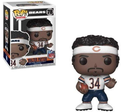 Funko POP! NFL: Legends - Walter Payton - Football Pop