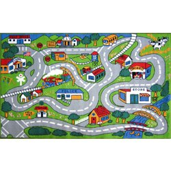 Country Fun Rug 39''x58'' Rug