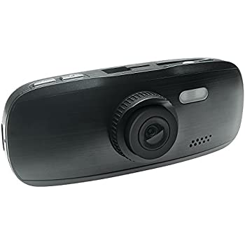Spy Tec G1W-CB Black Capacitor Edition Dash Camera| Full HD 1080P H.264 Car D...