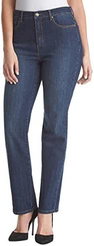 Gloria Vanderbilt Women's Amanda Tapered-Leg Jean In Scottsdale Wash