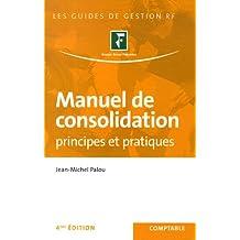 MANUEL DE CONSOLIDATION 4ÈME ÉDITION